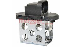 Predradny odpor, elektromotor-ventilator chladice METZGER 0917230