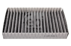 Filtr, vzduch v interiéru FEBI BILSTEIN 48501