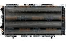 Chladič, chlazení motoru BEHR HELLA SERVICE 8MK 376 700-554