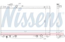 Chladič, chlazení motoru NISSENS 64765