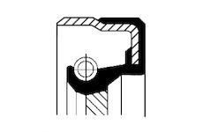 Tesnici krouzek hridele, rozvodovka CORTECO 01019285B