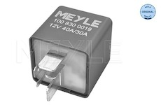 Relé, palivové čerpadlo - Meyle 100 830 0019