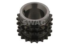 Ozubené kolo, klikový hřídel SWAG 10 05 0009