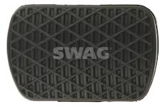 Povrchova vrstva pedalu, brzdový pedál SWAG 10 93 0777