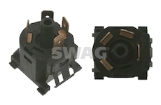 Spínač dmychadla, topení/ventilace SWAG 30 91 4076