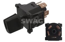 Spínač dmychadla, topení/ventilace SWAG 30 94 5623