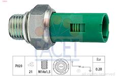 Olejový tlakový spínač FACET 7.0131