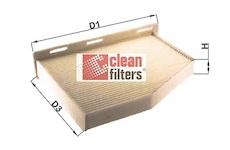 Filtr, vzduch v interiéru CLEAN FILTERS NC2132
