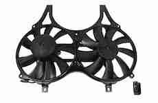 Větrák, kondenzátor klimatizace VEMO V30-02-1614-1