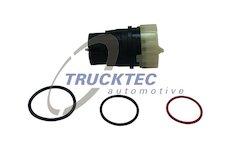 Kryt zasuvky, automaticka prevodovka-ridici jednotka TRUCKTEC AUTOMOTIVE 02.42.284