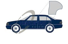 Těsnění dveří TRUCKTEC AUTOMOTIVE 02.53.142