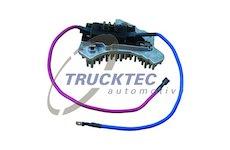 Řídící jednotka, topení/ventilace TRUCKTEC AUTOMOTIVE 02.58.045