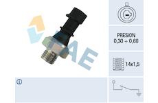 Olejový tlakový spínač FAE 12430