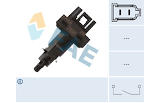 Spinac, ovladani spojky (GRA) FAE 24591