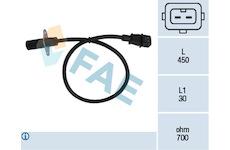 Generátor impulsů, klikový hřídel FAE 79001