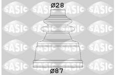 Sada měchů, hnací hřídel SASIC 1900018