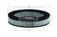 Vzduchový filtr MAHLE ORIGINAL LX 69