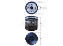 Olejový filtr MAHLE ORIGINAL OC 21