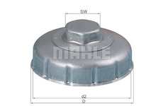 Klíč - olejový filtr MAHLE ORIGINAL OCS 7