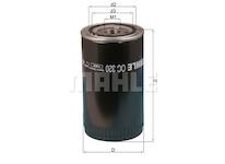 Olejový filtr MAHLE OC 320