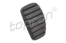 Povrchova vrstva pedalu, brzdový pedál TOPRAN 701 930