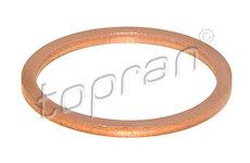 Tesnici krouzek, olejova vypousteci zatka TOPRAN 110 261