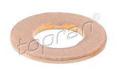 Ochranny kryt proti zahrivani, vstrikovaci system TOPRAN 401 502