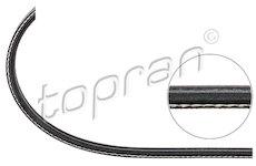 ozubený klínový řemen TOPRAN 104 130