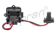 Odpor, vnitřní tlakový ventilátor TOPRAN 701 409