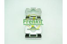 Sada prislusenstvi, oblozeni kotoucove brzdy FRENKIT 901657