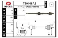 Hnací hřídel EAI T29108A2