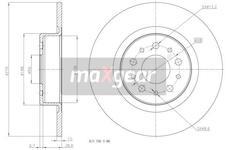Brzdový kotouč MAXGEAR 19-0992