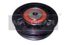 Vratna/vodici kladka, klinovy zebrovy remen MAXGEAR 54-0109