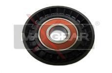 Vratna/vodici kladka, klinovy zebrovy remen MAXGEAR 54-0116