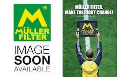 Filtr, vzduch v interiéru MULLER FILTER FC118