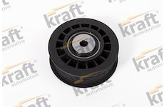Vratna/vodici kladka, klinovy zebrovy remen KRAFT AUTOMOTIVE 1221010
