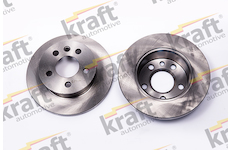 Brzdový kotouč KRAFT AUTOMOTIVE 6040190