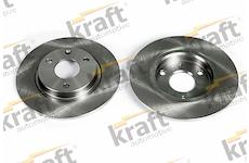 Brzdový kotouč KRAFT AUTOMOTIVE 6045530