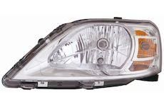 Hlavní světlomet LORO 551-1174L-LD-EM